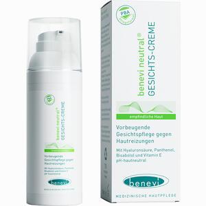 Abbildung von Benevi Neutral Gesichts- Creme  50 ml