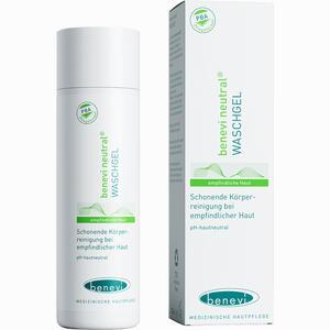 Abbildung von Benevi Neutral Waschgel Gel 200 ml