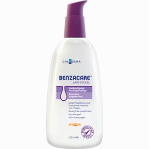 Abbildung von Benzacare Hautberuhigende Feuchtigkeitspflege Creme 120 ml