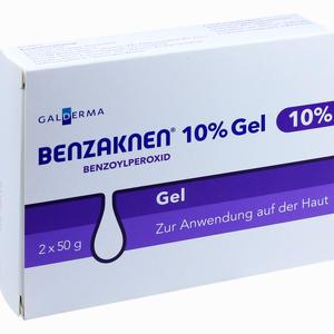 Abbildung von Benzaknen 10 Gel 2 x 50 g