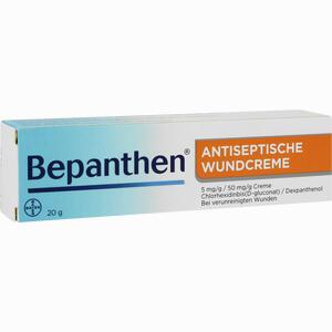 Abbildung von Bepanthen Antiseptische Wundcreme  20 g