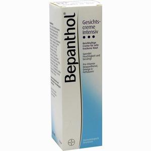 Abbildung von Bepanthol Gesichtscreme Intensiv  50 ml