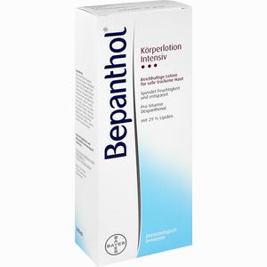 Abbildung von Bepanthol Intensiv Körperlotion  200 ml