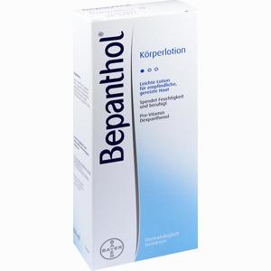 Abbildung von Bepanthol Körperlotion  200 ml