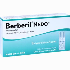Abbildung von Berberil N Edo Einzeldosispipetten 20 x 0.5 ml