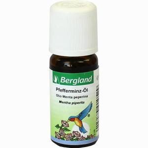 Abbildung von Bergland Pfefferminz - Oel 10 ml