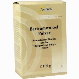 Abbildung von Bertramwurzelpulver Aurica  100 g
