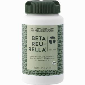 Abbildung von Beta- Reu- Rella Süsswasseralgen Pulver 160 g