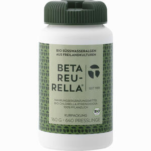 Abbildung von Beta- Reu- Rella Süsswasseralgen Tabletten 640 Stück
