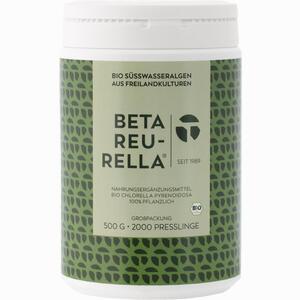 Abbildung von Beta- Reu- Rella Süsswasseralgen Tabletten 2000 Stück