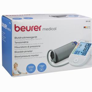 Abbildung von Beurer Oberarm Blutdruckmessgerät Bm49d/F/I/Nl 1 Stück
