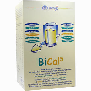 Abbildung von Bical 5 Pulver 650 g