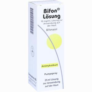 Abbildung von Bifon Pumpspray  25 ml