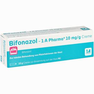 Abbildung von Bifonazol - 1 A Pharma 10 Mg/g Creme  15 g