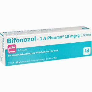 Abbildung von Bifonazol - 1 A Pharma 10 Mg/g Creme  35 g