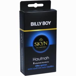 Abbildung von Billy Boy Skyn Hautnah Extra Feucht 8er Kondom 8 Stück