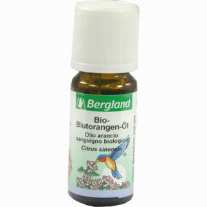Abbildung von Bio Blutorangen- Öl Aetherisches Öl 10 ml