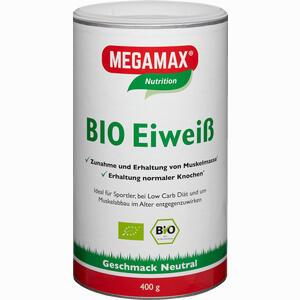 Abbildung von Bio Eiweiss Neutral Megamax Pulver 400 g