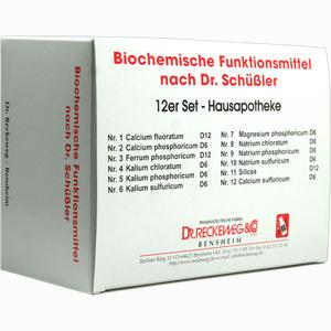 Abbildung von Biochemie 12er- Set Kombipackung 12 x 200 Stück