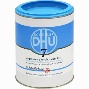 Abbildung von Biochemie 7 Magnesium Phosphoricum D12 Tabletten 1000 Stück