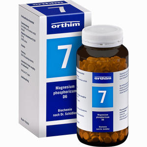 Abbildung von Biochemie 7 Magnesium Phosphoricum D6 Tabletten 800 Stück