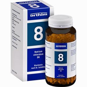 Abbildung von Biochemie 8 Natrium Chloratum D6 Tabletten 800 Stück