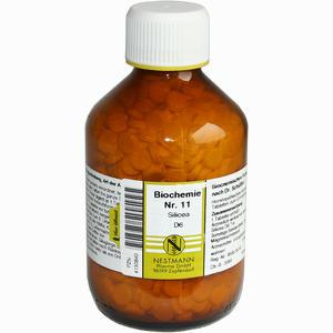 Abbildung von Biochemie Nestmann Nr.11 Silicea D6 Tabletten 1000 Stück