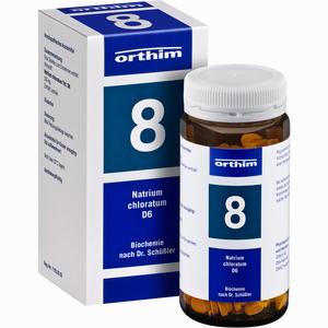 Abbildung von Biochemie Orthim Nr.8 Natrium Chloratum D6 Tabletten 400 Stück