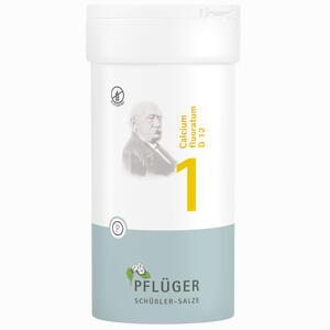 Abbildung von Biochemie Pflüger Nr. 1 Calcium Fluoratum D12 Tabletten 400 Stück