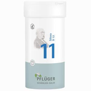 Abbildung von Biochemie Pflüger Nr. 11 Silicea D12 Tabletten 400 Stück
