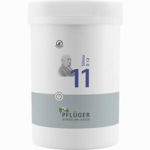 Abbildung von Biochemie Pflüger Nr. 11 Silicea D12 Tabletten 4000 Stück