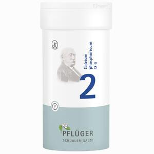 Abbildung von Biochemie Pflüger Nr. 2 Calcium Phosphoricum D6 Tabletten 400 Stück