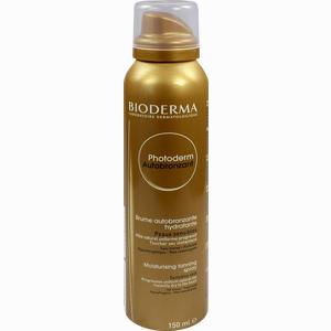 Abbildung von Bioderma Photoderm Autobronzant Selbstbräuner Spray 150 ml