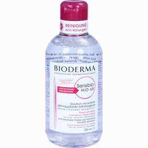 Abbildung von Bioderma Sensibio H2o Ar Lösung 250 ml