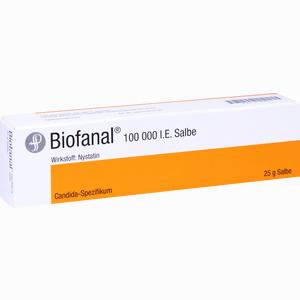 Abbildung von Biofanal Salbe 25 g