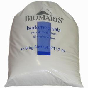 Abbildung von Biomaris Bade Meersalz Slz 6 KG