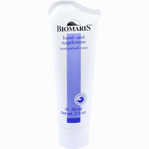 Abbildung von Biomaris Hand- und Nagelcreme  75 ml