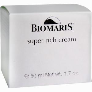 Abbildung von Biomaris Super Rich Cream mit Parfum Creme 50 ml