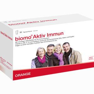 Abbildung von Biomo Aktiv Immun Granulat 30 Stück