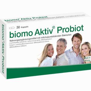 Abbildung von Biomo Aktiv Probiot Kapseln 30 Stück