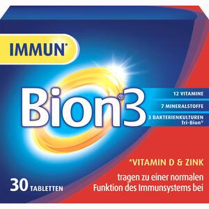 Abbildung von Bion 3 Tabletten 30 Stück