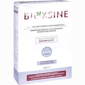 Abbildung von Bioxsine Pflanzliches Shampoo gegen Haarausfall bei Fettigem Haar  300 ml