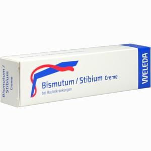 Abbildung von Bismutum /Stibium Creme 25 g
