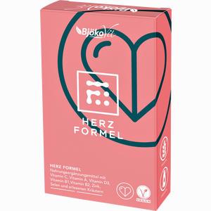 Abbildung von Bjökovit Herz Formel Vegan Kapseln  60 Stück