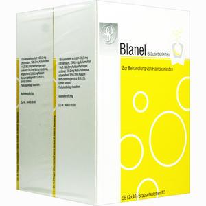 Abbildung von Blanel Brausetabletten 96 Stück
