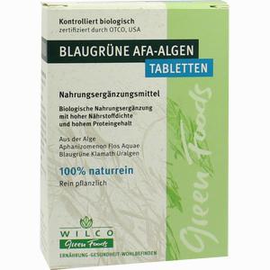 Abbildung von Blaugrüne Afa- Algen 400mg Tabletten  60 Stück