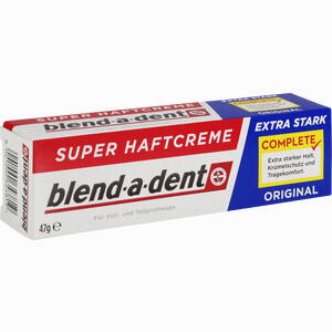 Abbildung von Blend- A- Dent Super- Haftcreme Extra Stark 40 ml