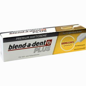 Abbildung von Blend- A- Dent Super- Haftcreme Krümelschutz  40 g