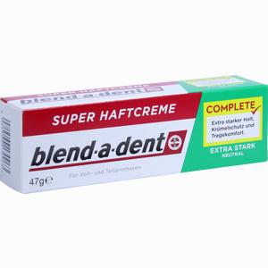 Abbildung von Blend- A- Dent Super- Haftcreme Neutral  40 ml