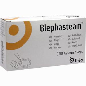 Abbildung von Blephasteam- Ringe 100 Stück